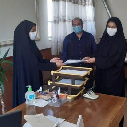 مسئول انجمن رزمی کارگری شهرستان خوانسار معرفی گردید