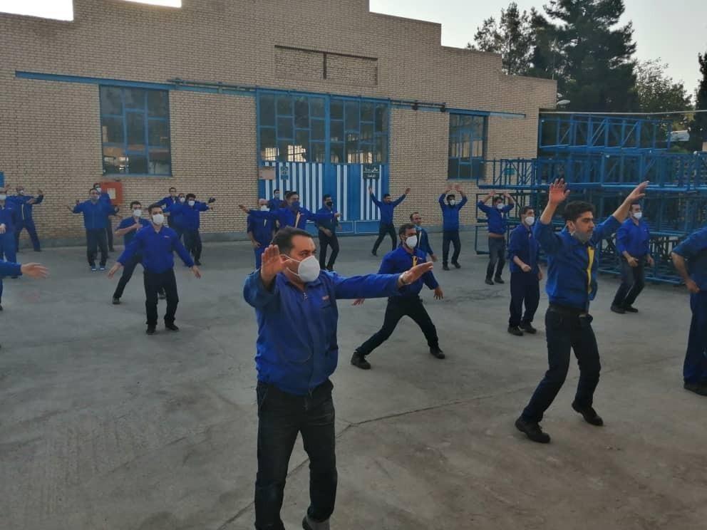 پویش ملی دوشنبه های ورزش و کار
