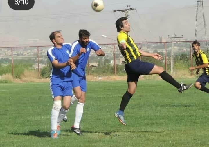 نتایج هفته چهارم مسابقات فوتبال کارگران شهرستان مبارکه