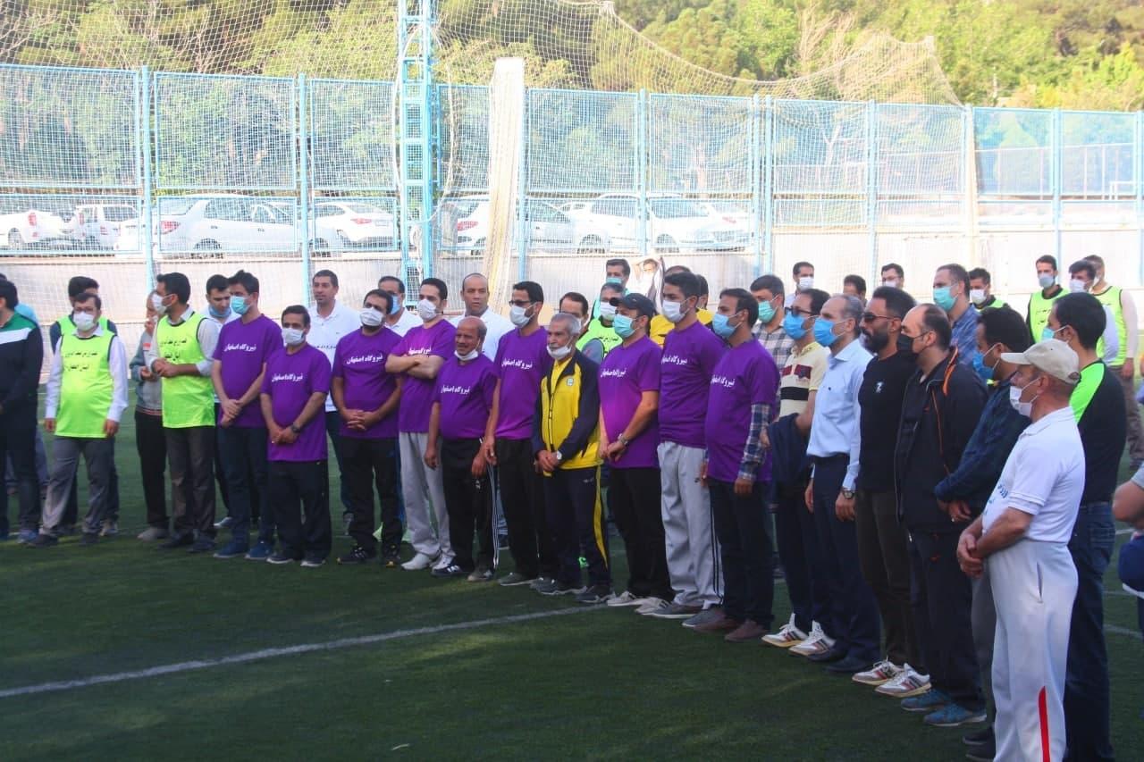 سی و دومین هفته پویش ملی ورزش و کار در استان اصفهان برگزار شد