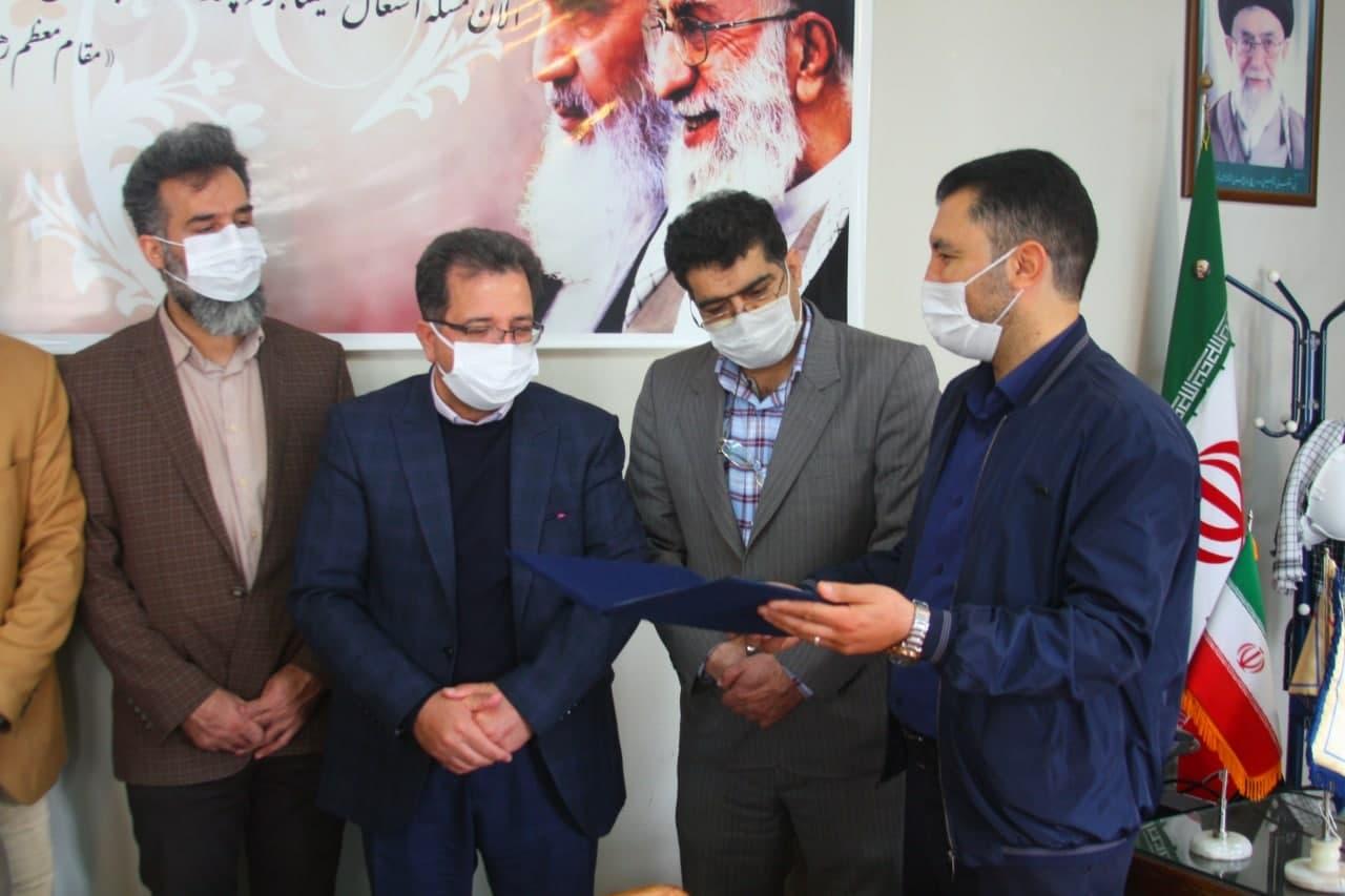 در سالروزگرامیداشت  شهادت سردار شهید حاج محمد علی رضایی