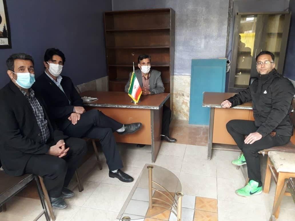 دفتر هیات ورزشی کارگران شهرستان شاهین شهر افتتاح شد