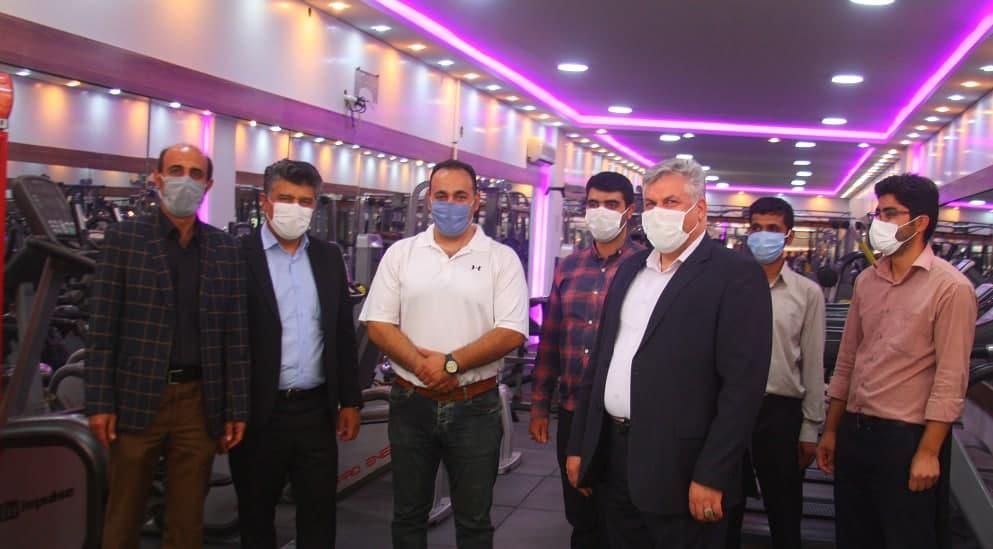 در راستای افزایش فضاهای تخصصی ورزشی بانوان  کارگر استان اصفهان